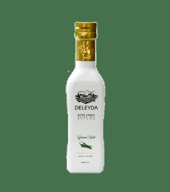 Aceite de Oliva Premium Ají Verde 250 ml