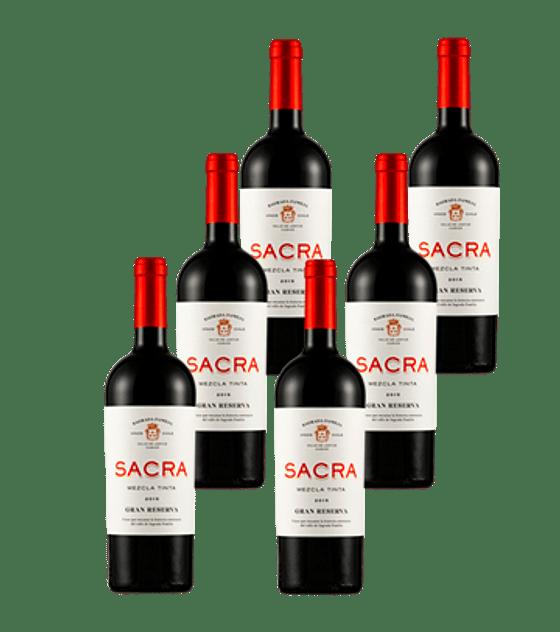 Sacra Cosecha 2015 Caja 6 unidades