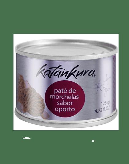 Paté de Morchelas Sabor a Oporto
