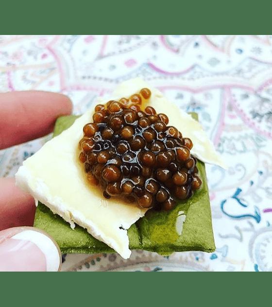 Caviar de Mostaza Ruso