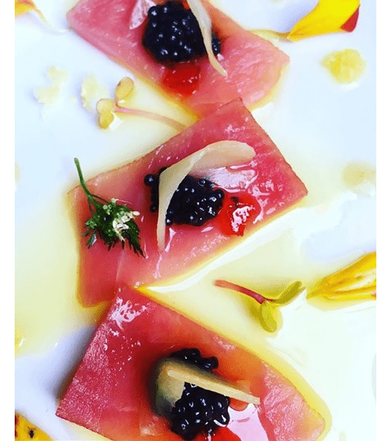 Caviar de Mostaza Smoked