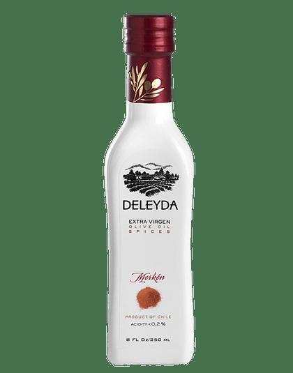 Aceite de Oliva Premium Merkén 250 ml