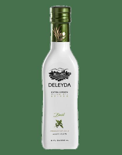 Aceite de Oliva Premium Albahaca 250 ml