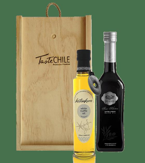 Deleyda Fine Selection + Aceite Trufado