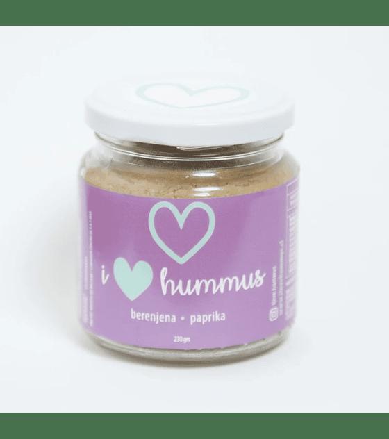 I Love Hummus - Berenjena paprika 230 gr