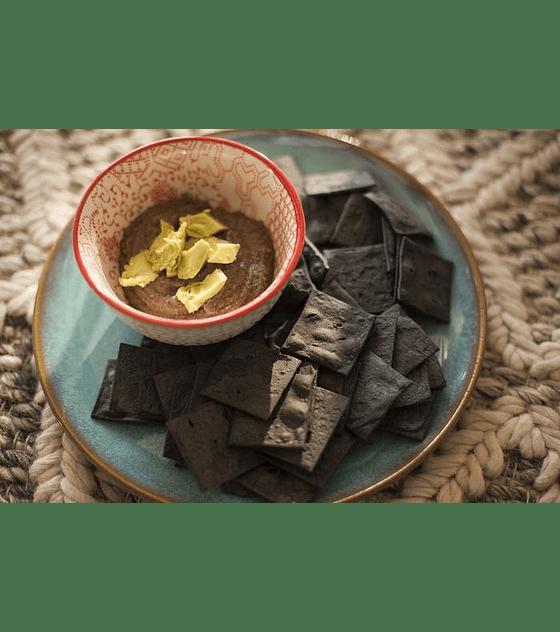 I Love Hummus - Poroto negro cilantro 230 gr