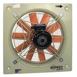 EXTRACTOR HC-40/4T/H Industrial HELICOIDAL