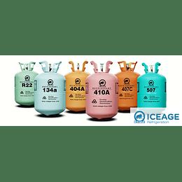 GAS REFRIGERANTE  R-407C