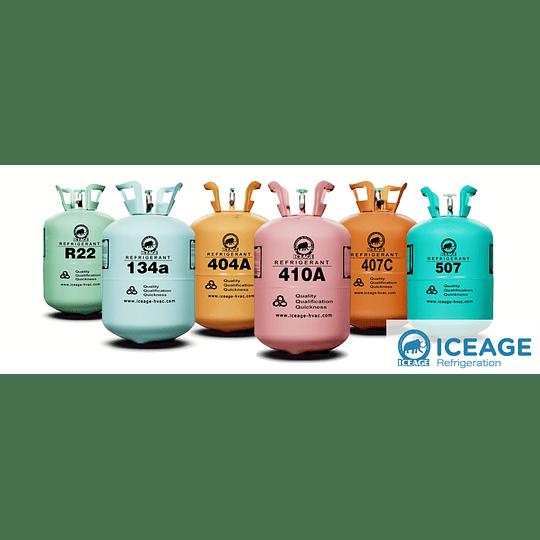 GAS REFRIGERANTE R-410A