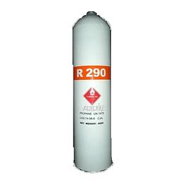 REFRIGERANTE R-290 PROPANO 400GR.