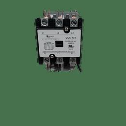 CONTACTOR 3P 220v 40 AMP QCC-403