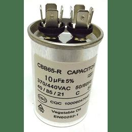 CAPACITOR SE532- 45/10UF 370V