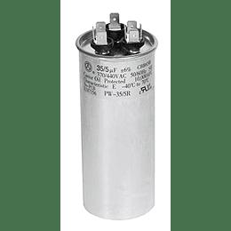 CAPACITOR DE FUNCIO. 35/5µF 440 VAC