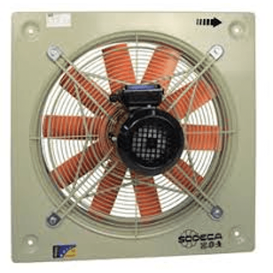 EXTRACTOR HC-56/4T/H Industrial HELICOIDAL