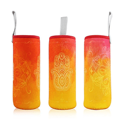 Funda Botella 420 ml Ó 550 ml - Naranja