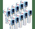 10 unidades - Termómetro Infrarrojo Láser sin contacto uso profesional UNI-T UT 305 R