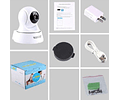 CAMARA IP WIFI HD 720P TEC-HW36 - SLOT MICRO SD - DOMO