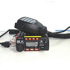 RADIO BASE PORTÁTIL MINI KT8900 - VHF/UHF - 25 WATT