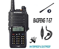RADIO HANDY BAOFENG T-57 VHF/UHF IP67 WATERPROOF - DUSTPROOF