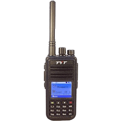 RADIO DIGITAL DMR TYTERA MD-380 - VHF + CABLE PROGRAMACION