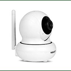 CAMARA IP WIFI TEC-HW21-2 – ROBOTIZADA –MICRO SD