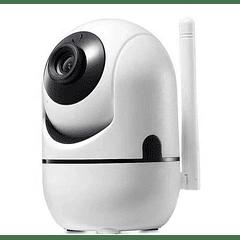 CAMARA IP T03 WIFI 1080P AUTOTRACK APP YCC365 PAN TILT