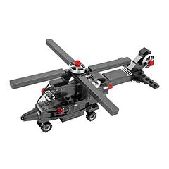 Avión 3 en 1 Cogo compatible con Lego - Tec-Toys