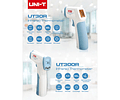 Termómetro Infrarrojo Láser sin contacto uso profesional UNI-T UT 305 R