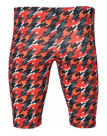 TRA. BAÑO TRAINING JAMMER HOUNDSTOOTH