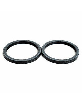 CARBON HEADSET SPACERS 3MM