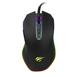 Mouse Gamer Gamenote MS837 7000DPI RGB
