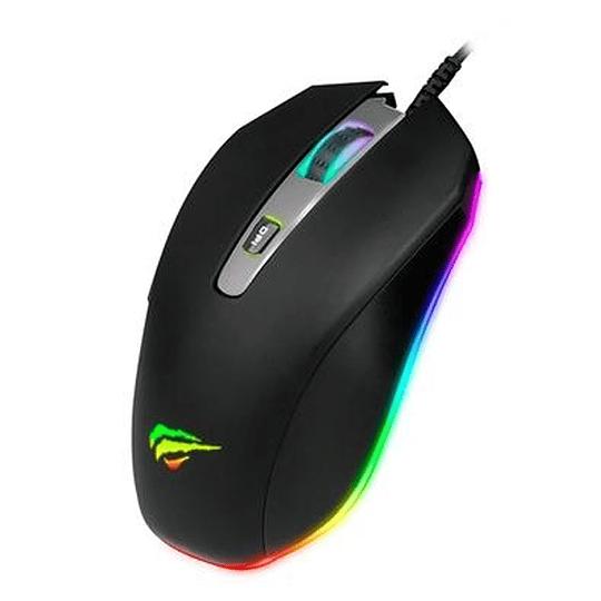 Mouse Gamer Gamenote MS837 7000DPI RGB