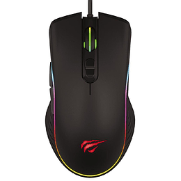 Mouse Gamer Gamenote MS1006 3200DPI RGB