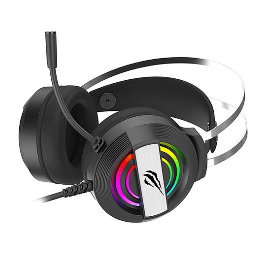 Audífono Gamer Gamenote H2026D USB 3.5mm RGB