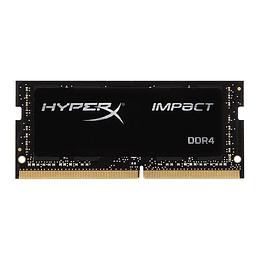 Memoria Ram Gamer Hyperx 8gb 2933mhz Ddr4 Sodimm Impact