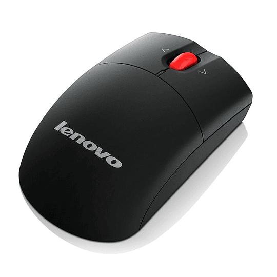 Mouse Inalámbrico Láser Lenovo 0a36188 Negro