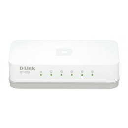 Switch No Administrable 5 P D-link Des-1005a