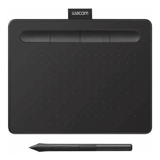 Tableta Gráfica Digitalizadora Wacom Intuos Creative Pen Small