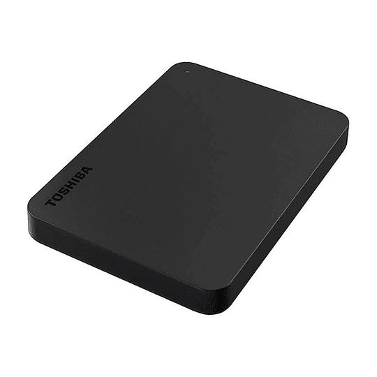 Disco Duro Externo 2.5 Usb 3.0 Toshiba Canvio Basics 1tb