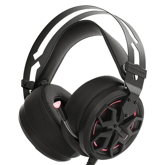 Audífonos Gamer Usb Led Xtrike Me Gh-950