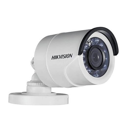 Cámara De Seguridad Hikvision Turbo Hd 720P