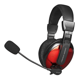 Audifono Gamer Microfono Over Ear Wired Xtrike Me Hp-307