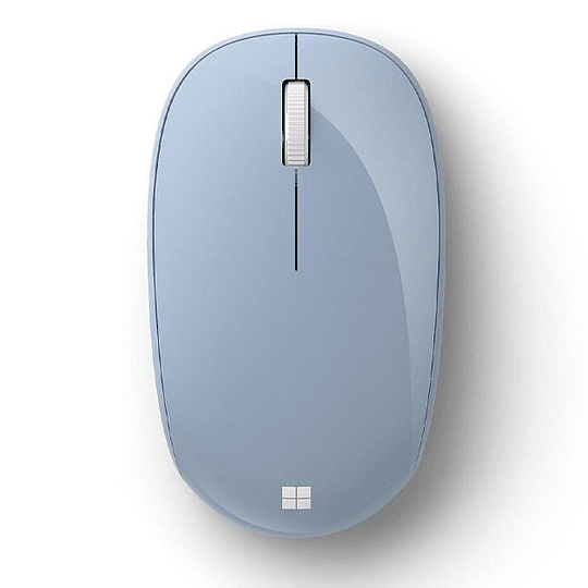 Mouse Bluetooth Microsoft Rjn-00013 Azul Pastel