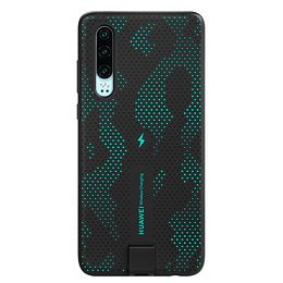 Carcasa Huawei P30 Dynamic Wireless Charging Case Verde