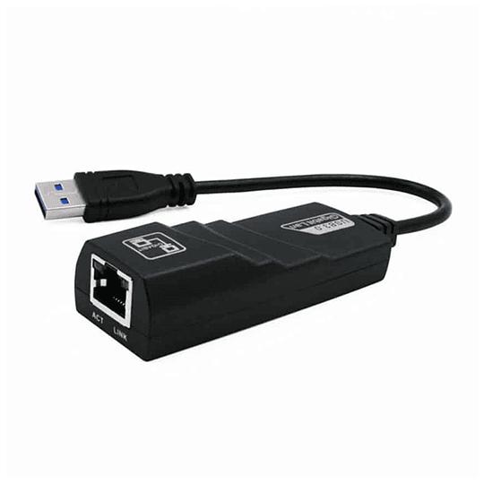 Adaptador Usb 3.0 Ethernet Lan Alta Velocidad Irt Win Mac