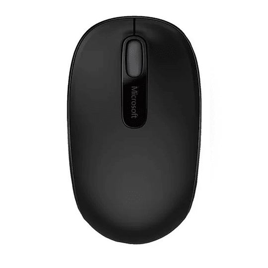 Mouse Inalámbrico Microsoft  Mobile 1850 Negro
