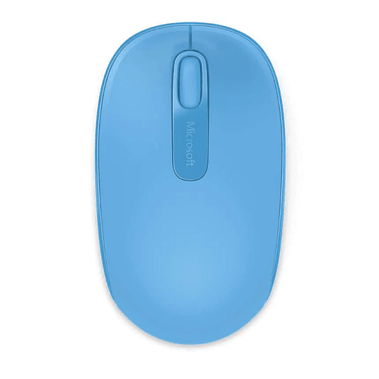 Mouse Inalámbrico Microsoft  Mobile 1850 Cyan