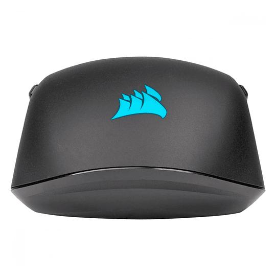 Mouse Gamer 12400 Dpi 8 Botones Corsair M55 Rgb Pro Negro