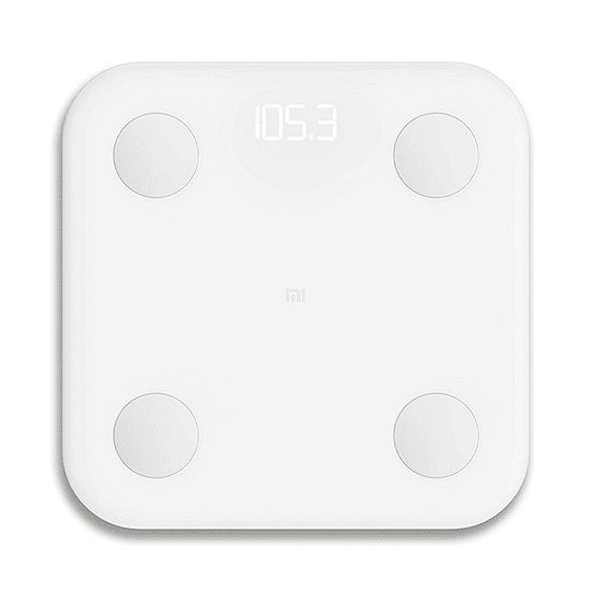 Pesa Inteligente Bluetooth Xiaomi My Body Composition 2