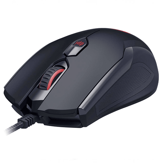 Mouse Gamer Pro Genius Ammox X1-400 Gx Gaming 3200dpi Negro